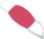 Μάσκα Παιδική Προσώπου Yφασμάτινη Πολλαπλών χρήσεων Anatomic 1τεμ-Ροζ