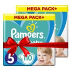 Πάνες Pampers Active Baby Mega Box Νο5 (11-16kg) 220τεμ (2x110τεμ)