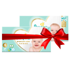 Πάνες Pampers Premium Care Mega Box Νο4 (9-14kg) 208τεμ (2x104τεμ)