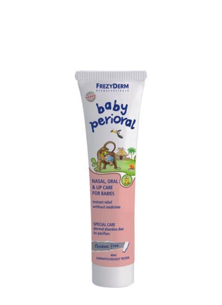 Frezyderm Baby Perioral Cream, Κρέμα για τη Ρινοστοματική Πε...