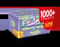 Μωρομάντηλα Babycare Sensitive Super Economy Box 1008τεμ (16x63τεμ)