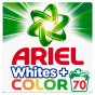Ariel Whites & Colors Απορρυπαντικό Σκόνη - 70 Μεζούρες