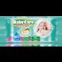 Μωρομάντηλα Babycare Bath Fresh 252τμχ (4x63)