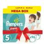 Πάνες Pampers Pants Mega Box Νο5 (12-17kg) 192τεμ (2x96τεμ)