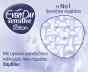 Σερβιέτες Everyday Sensitive with cotton EXTRA LONG Ultra Plus Value Pack 18 τεμ.