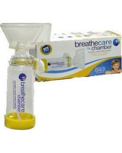 Asepta Breath Chamber Child 1-5ετών Συσκευή Εισπνοής Φαρμάκου με  Αντιστατική Βαλβίδα, 1τεμ