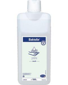 Baktolin® pure  Πλύσιμο χεριών και σώματος, με ουδέτερο ph, κατάλληλο για τις ευαίσθητες επιδερμίδες
