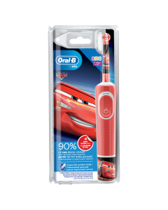 Oral-B Kids Ηλεκτρική Οδοντόβουρτσα Cars για παιδιά 3+