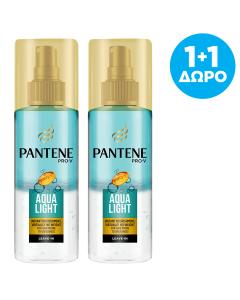 Pantene Aqualight Σπρέι Χωρίς Ξέβγαλμα Για Μαλλιά Με Τάση Λιπαρότητας 150ml