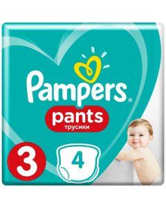 Πάνες Pampers Pants Mini Pack Νο3 (6-11kg) 4τεμ