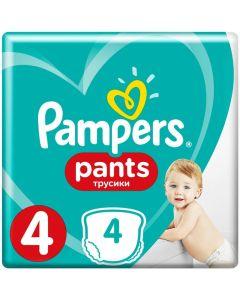 Πάνες Pampers Pants MiniPack Νο4 (9-15kg) 4τεμ