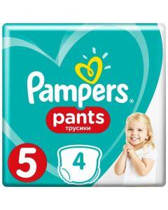 Πάνες Pampers Pants MiniPack Νο5 (12-17kg) 4τεμ