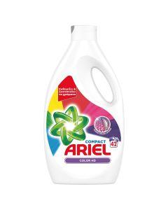 Ariel Color HD Υγρό Απορρυπαντικό 2,31 l -42 Πλύσεις