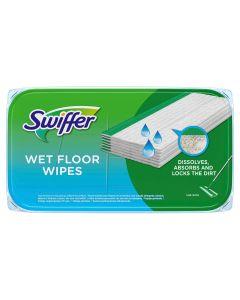 Swiffer Sweeper Υγρά Πανάκια  Για Πάτωμα 12 Πανάκια