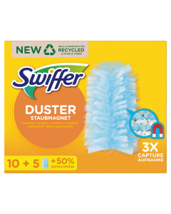 Swiffer Duster 15 Ανταλλακτικά Φτερά (10+5 ΔΩΡΟ)