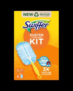 Swiffer Duster Κιτ (1 Λαβή + 5 Ανταλλακτικά)