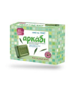 Αρκάδι Φυσικό Σαπούνι Σε Πλάκες Πράσινο 4x150 gr