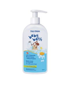Frezyderm Baby Bath 200+100ml Δώρο