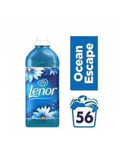 Lenor Μαλακτικό Ρούχων Ocean Escape 1400 ml  56 Μεζούρες