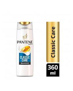 Pantene Pro-V  Σαμπουάν Classic Care 360ml Για Κανονικά Μαλλιά