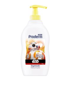 Proderm Kids Σαμπουάν Star Wars Disney 400ml