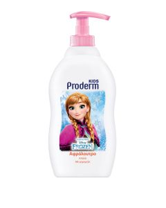 Proderm Kids Αφρόλουτρο Frozen Anna Disney 400ml