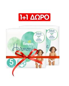 Πάνες Pampers Harmonie Value Pack Νο5 (11-16kg) 24τεμ