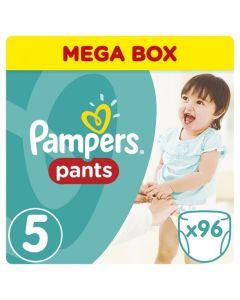 Πάνες Pampers Pants Mega Box Νο5 (12-17kg) 96τεμ