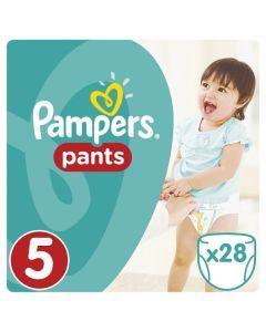 Πάνες Pampers Pants Value Pack Νο5 (12-17kg) 28τεμ