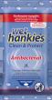 Υγρά Αντιβακτηριδιακά Mαντήλια Kαθαρισμού χεριών Wet Hankies 15τεμ