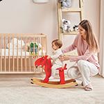 Από πότε πρέπει να έχει το μωρό δικό του δωμάτιο;