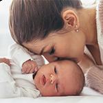 Κορωνοϊός και νεογέννητο μωρό
