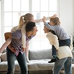 Καραντίνα με παιδιά: Μένουμε σπίτι οικογενειακά