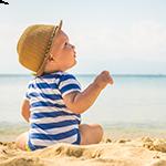 Μωρό και παραλία: Όλα όσα πρέπει να ξέρετε