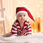 Φέτος τα Χριστούγεννα φτιάξτε αναμνήσεις για το μωρό σας!