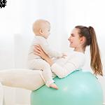 Πώς να αθληθώ μαζί με το μωρό μου;